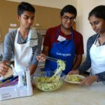 Summer Science Scholars Get a Taste of Culinary Medicine