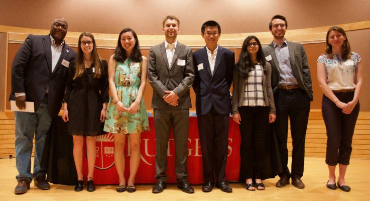 Rutgers Energy Institute Undergraduate Energy Contest Plans to Reduce Energy on Campus
