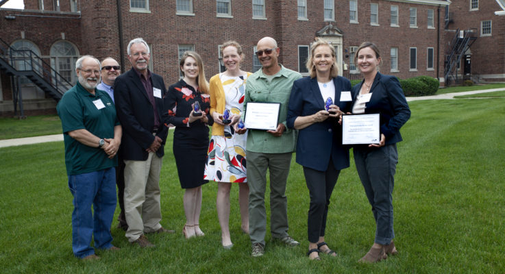 Jean Marie Hartman Among the Recipients of the Sustainable Raritan River Awards