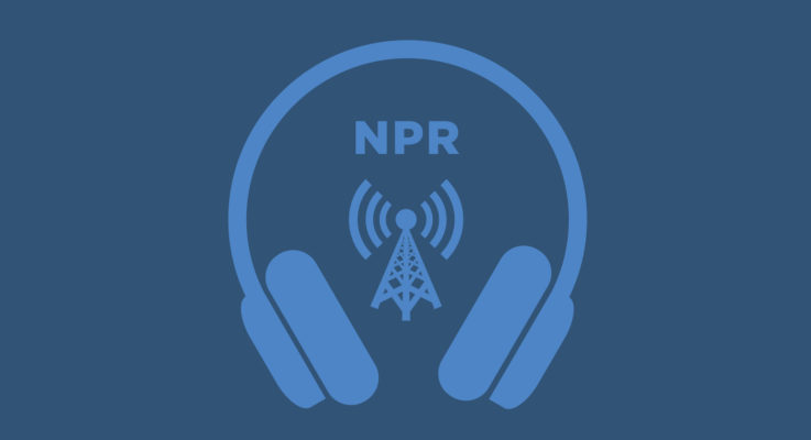 Professor Emeritus Doug Eveleigh Talks about the NJ State Microbe Designation on NPR's All Things Considered