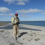 Mapping Endangered Red Knots' Remote Breeding Habitat