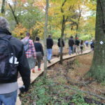 Brand New Trail Opens Access to Remote Section of Rutgers Ecological Preserve
