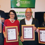 Retired Extension Agent Ray Samulis Awarded Distinguish Service to Agriculture Citation at NJ Ag Convention