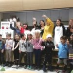 Kids Cook Monday Campaign Comes to Culture of Health Academy at IFNH