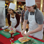 The Heat Is On: Students Compete in Iron Chef Neilson