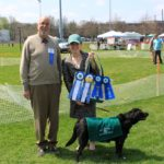 The 'Dog Show Circuit' at Rutgers Ag Field Day
