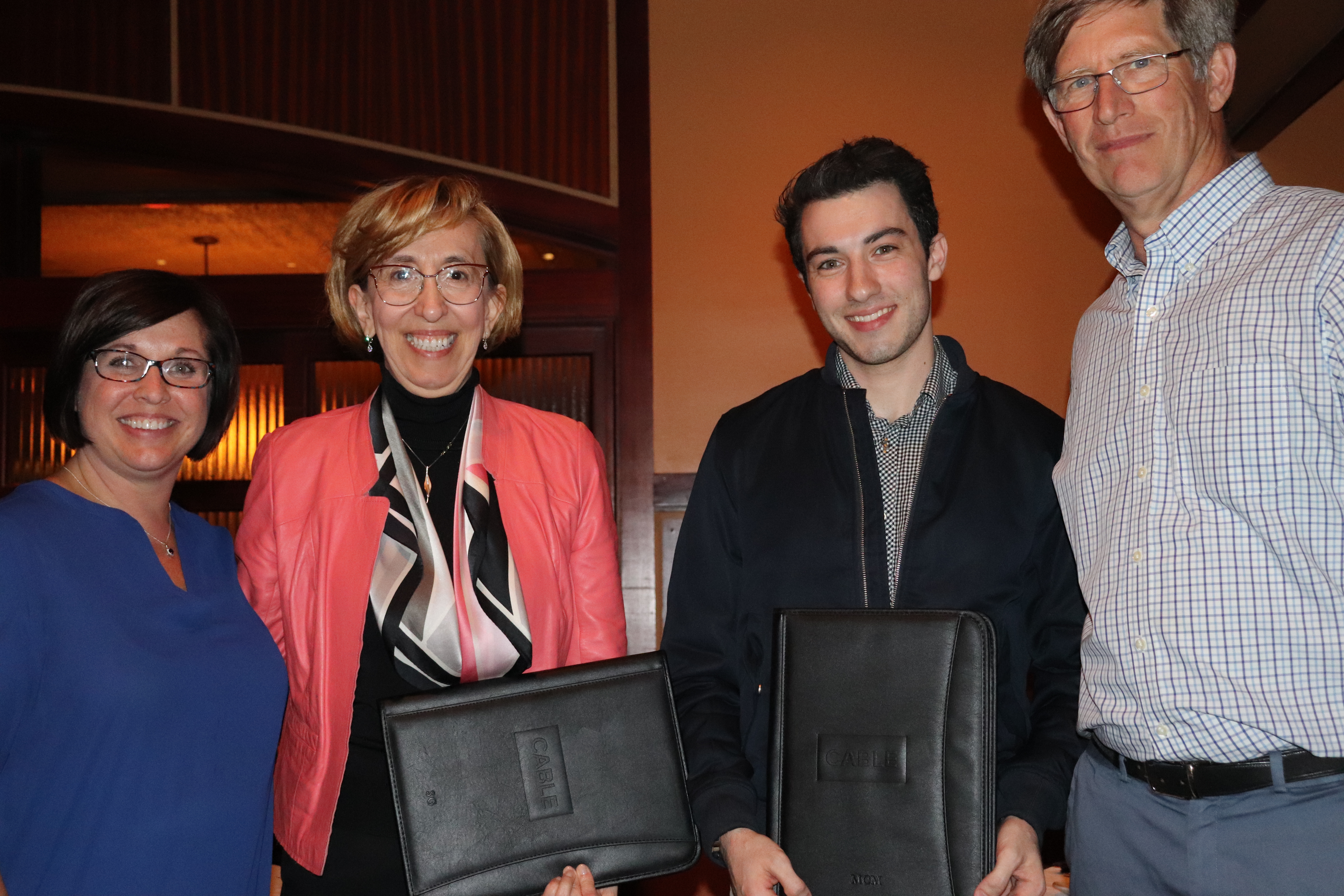 Rutgers Student Maxwell Melnick Completes First Year of Leadership Training in the Bioeconomy
