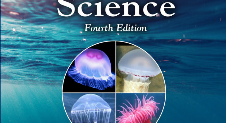Rutgers Professor Publishes Fourth Edition of Bestselling Marine Science Book