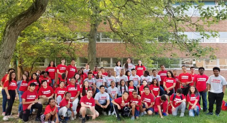 Rutgers STEM Ambassador's Program Inspires New Cohort of New Jersey High Schoolers