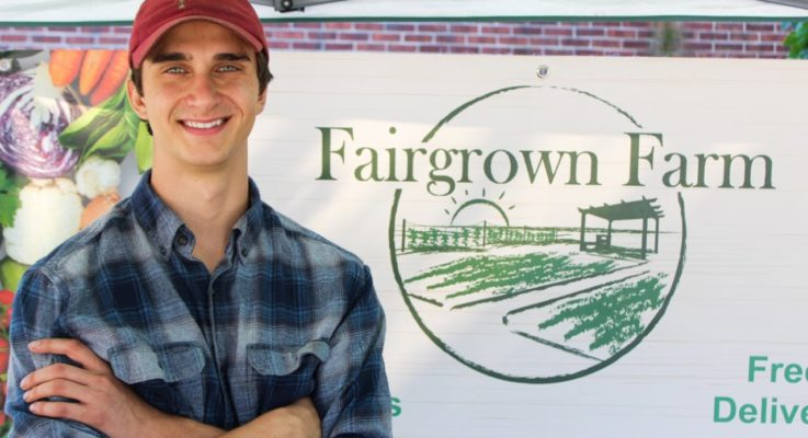 Rutgers Graduate Fills New Brunswick Food Desert Through Organic Farm