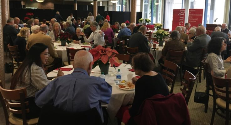 2019 Retired Faculty Luncheon Held on December 5