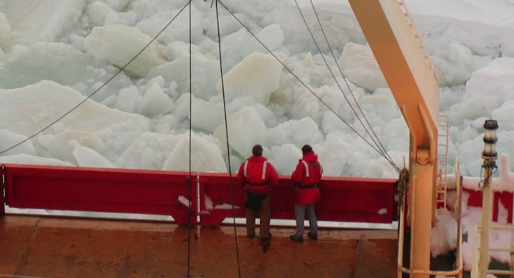 Exciting Times in Research at SEBS: Antarctic Edge