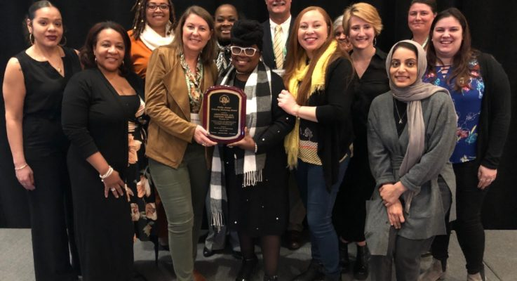 Greenwood Ave. Farmers Market in Trenton Receives NJ Agricultural Society's Philip Alampi Marketing Award