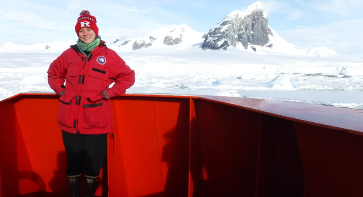 Senior Story: The Ocean, a Superstorm, and One Honor Student's Trajectory – Hailey Conrad (SEBS 2020)