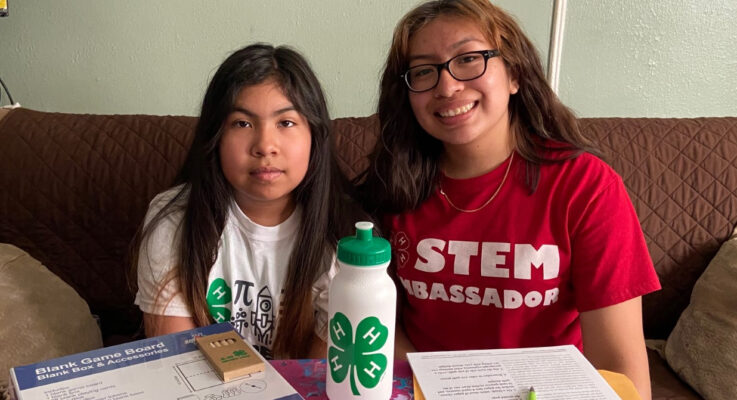 Rutgers Annual Teen STEM Ambassador Program Goes Virtual this Summer
