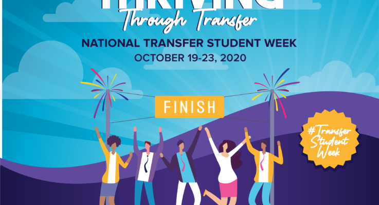National Transfer Student Week: EOF Community College Transfers Fully Engaged as SEBS Students