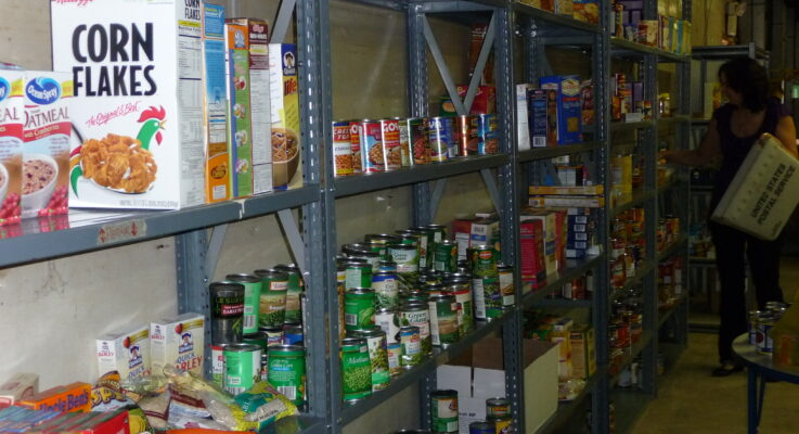 Rutgers University-New Brunswick addresses food insecurity, a nationwide problem on college campuses