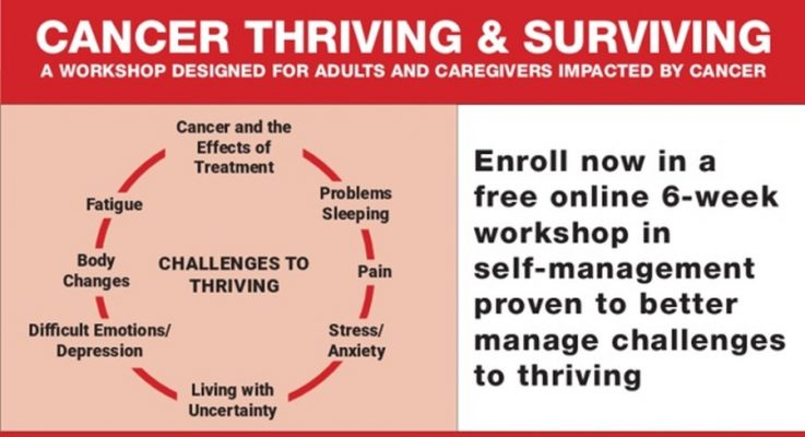 FCHS Offers Cancer Thriving & Surviving Series