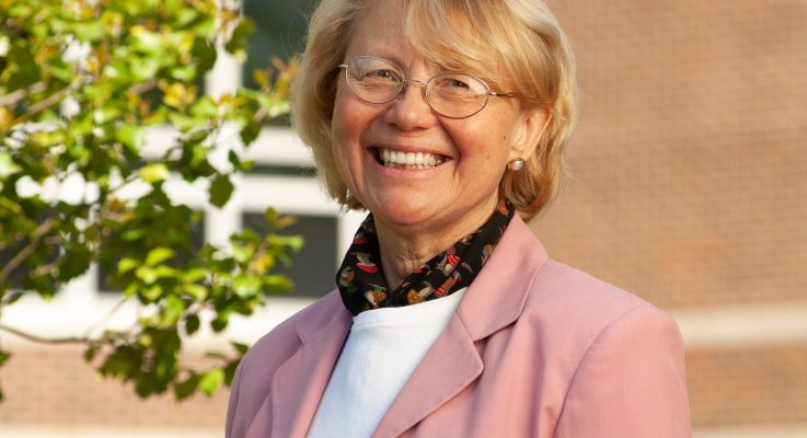 Distinguished Professor Joan Bennett Elected to American Academy of Arts & Sciences