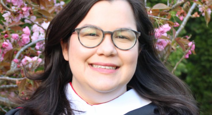 Senior Story: Nadia Fedoryka (SEBS'21) Finds her Path to Education, Close-knit Communitiesat Rutgers