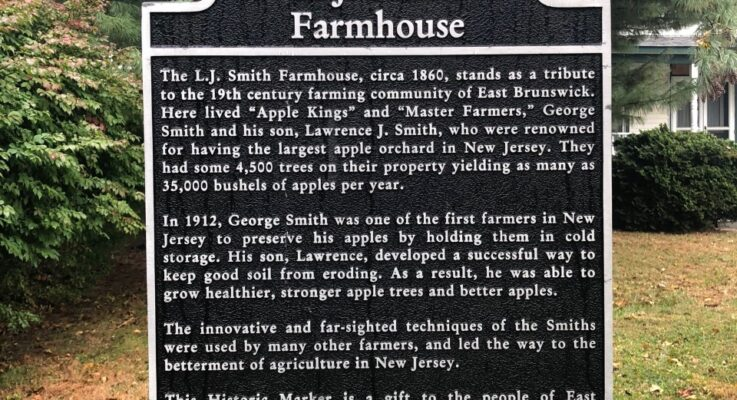 Alums Encounter Local Historic Farm Records and Publish Analysis of Window-in-Time Significance