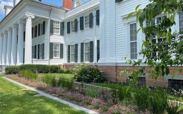 CUES Partners with Drumthwacket Foundation on Property Master Plan as a Model for Sustainability